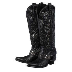 🌸 LANE cowboy boots